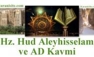 Hz HUD (as) ve AD Kavmi…