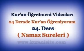 Kur'an Öğretmeni Videoları 24. DERS